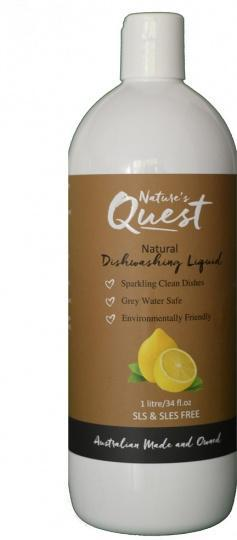 Nature's Quest Dishwashing Liquid 1L