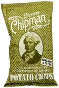 Thomas Chipman Org Rosemary&Thyme Potato Chips 100g