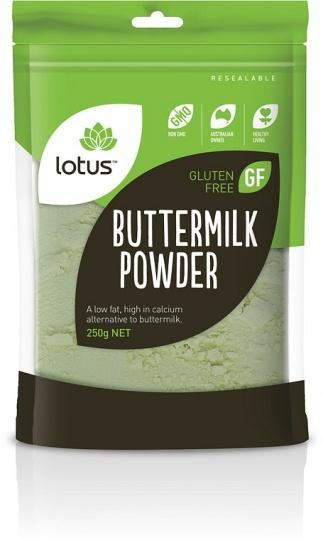 Lotus Buttermilk Powder 250gm
