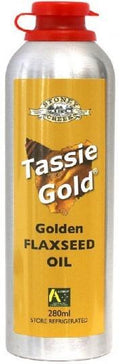Stoney Creek Tassie Gold Golden Flaxseed Oil 280ml