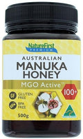 Nature First Honey Manuka (AU) MGO Active 100+ G/F 500g