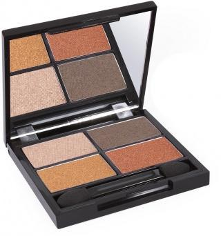 Zuii Quad Eyeshadow Fresh 6g
