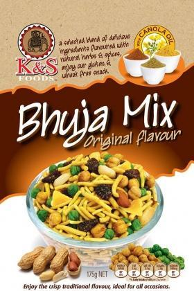 K & S Bombay Mix Original Flavour 150gm