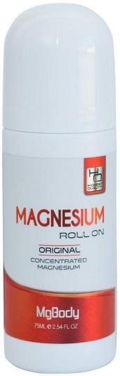 Mgbody Magnesium Roll On Original 60ml