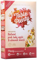 TABLE OF PLENTY Untoasted Natural Pink Lady Apple & Almond Muesli 500g
