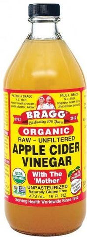 Bragg Org Apple Cider Vinegar 473ml
