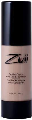 Zuii Flora Liquid Foundation Beige Fair 30ml