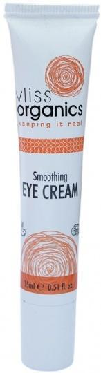 Vliss Organics Smoothing Eye Cream 15ml