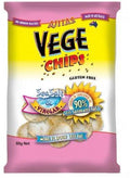 Vege Chips Sea Salt & Vinegar 50gm