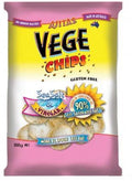 Vege Chips Sea Salt & Vinegar 100gm x 6