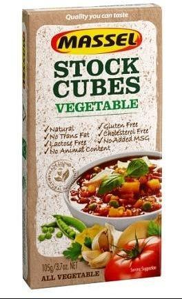 Massel Vegetables Cube 105gm-Health Tree Australia