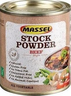 Massel Stock Powder Beef G/F 168gm-Health Tree Australia