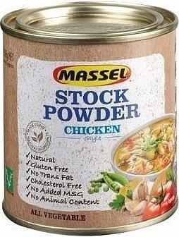 Massel Stock Powder Chicken G/F 168gm-Health Tree Australia