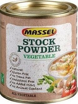 Massel Stock Powder Vegetable G/F 168gm-Health Tree Australia