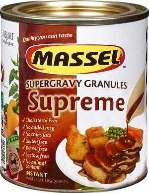 Massel Supergravy Supreme Gravy Mix 130gm-Health Tree Australia