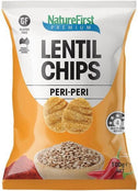 Nature First Lentil with Peri-Peri Chips G/F 100g