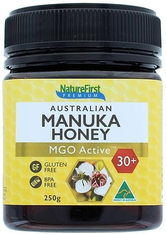 NATURE FIRST Honey Manuka (AU) MGO Active 30+ G/F 250g