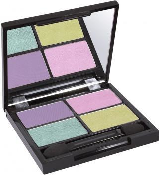 Zuii Quad Eyeshadow Spirit 6g