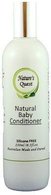 Nature's Quest Baby Conditioner 250ml