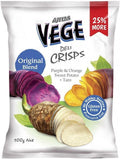 Vege Deli Crisps Original, Sweet Potato 100g x 5