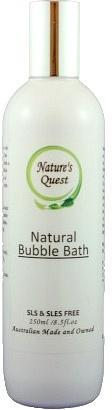 Nature's Quest Bubble Bath 250ml