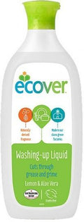 Ecover Washing-Up Liquid Lemon & Aloe Vera 500ml