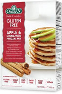 Orgran Apple/Cinnamon Pancake Mix 375gm-Health Tree Australia