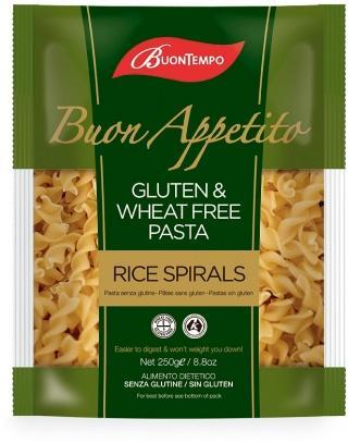 Buontempo Rice Spirals 250gm-Health Tree Australia