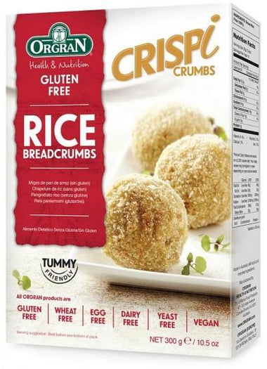 Orgran All Purpose Crumbs 300gm-Health Tree Australia