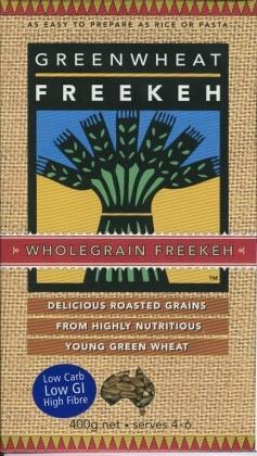 Greenwheat Freekeh Wholegrain 400g-Health Tree Australia
