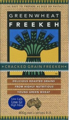 Greenwheat Freekeh Cracked Grain 400g-Health Tree Australia