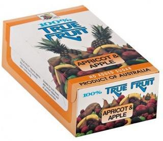 Sun Valley Apricot + Apple Fruit Strips 30x 20gm-Health Tree Australia