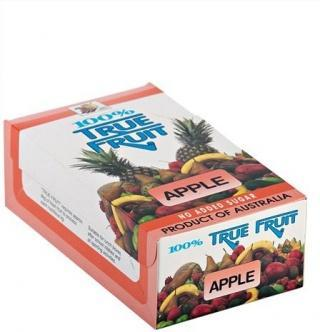 Sun Valley Apple Fruit Strips 30 x 20gm-Health Tree Australia