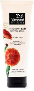 Blessed By Nature Antioxidant Daily Renewal Cream 125ml