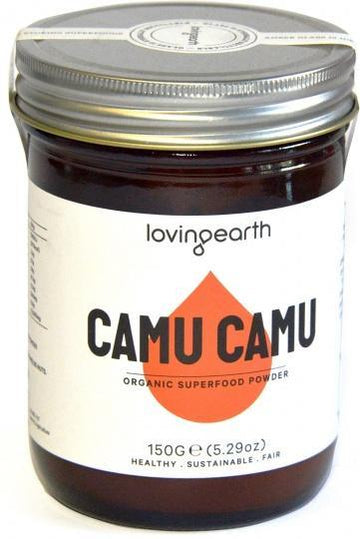 Loving Earth Camu Camu Powder 150g