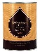 Loving Earth Cacao Powder 1kg-Health Tree Australia