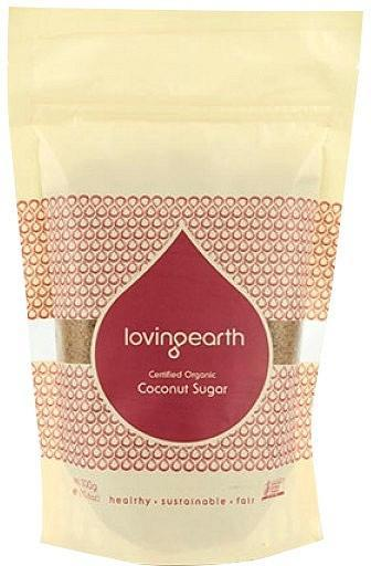 Loving Earth Coconut Sugar 500g-Health Tree Australia