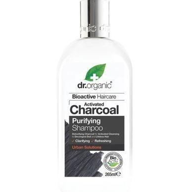 Shampoo  Activated Charcoal 265ml