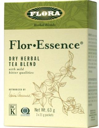 Flora Flor-Essence Dry Cleansing Tea 63g-Health Tree Australia