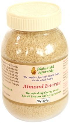 Maharishi Almond Energy Drink 200gm-Health Tree Australia