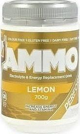 Megaburn Ammo Electrolyte & Energy Replacement Drink Lemon 700g