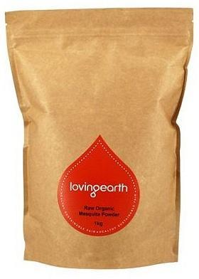 Loving Earth Mesquite Powder 1kg-Health Tree Australia
