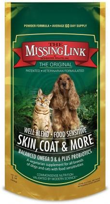 Missing Link Wellness Blend Dog/Cat Veg 454g-Health Tree Australia
