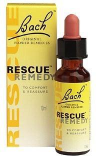Bach Flower Rescue Remedy 10ml Drops-Health Tree Australia