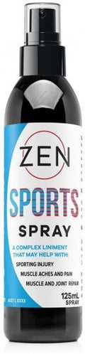 Zen Sports Spray 125ml