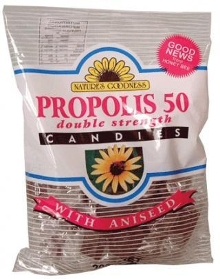 Natures Goodness Prop 50mg Candies 200g- Aniseed-Health Tree Australia