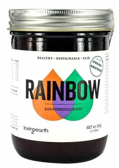 Loving Earth Rainbow Powder 150g-Health Tree Australia