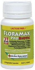 Medicines From Nature FloraMax Probiotic - 31 Billion Plus 30caps-Health Tree Australia