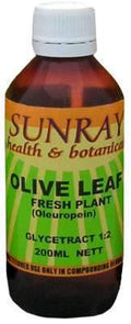 Sunray Olive Leaf Extract 200ml