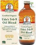 Udo's Choice 3-6-9 Oil Blend 500ml